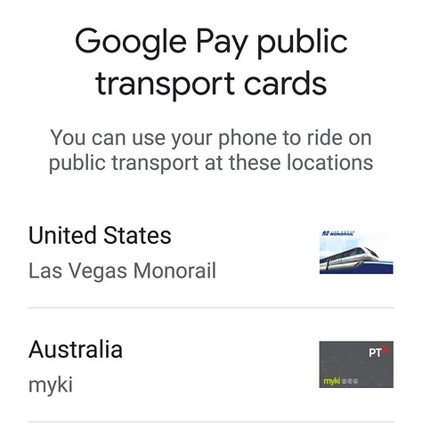 Mobile Myki: creating a card | by Daniel Bowen