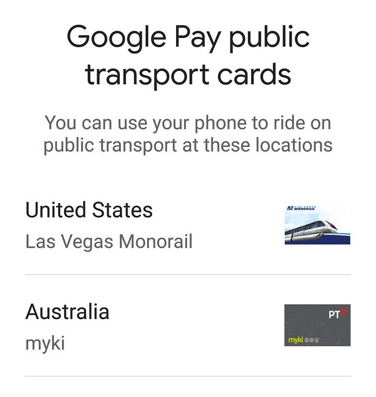 Mobile Myki: creating a card