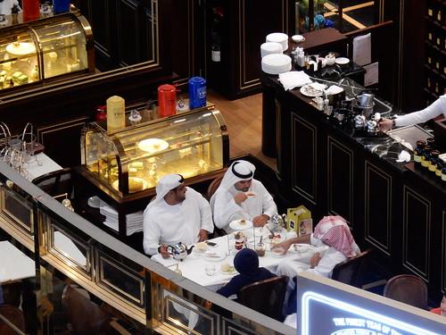 Dubai Mall - thee