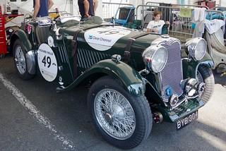 1936 Singer Le Mans