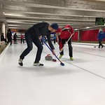 Curling Plausch-Training 07.02.19