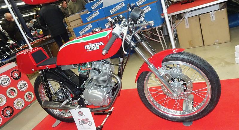 Honda Italia 125 Racer - Moto Légende 2018 31116283857_1af0aa1415_c