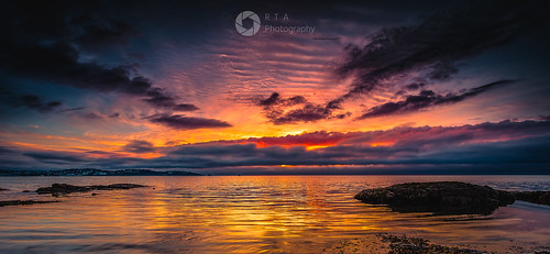 torbay oystercove sunrise sky nature sea seascape rtaphotography dawn light clouds outdoors colours reflections nikon d750 nikkor ndfilter peace devon paignton weather golden outside