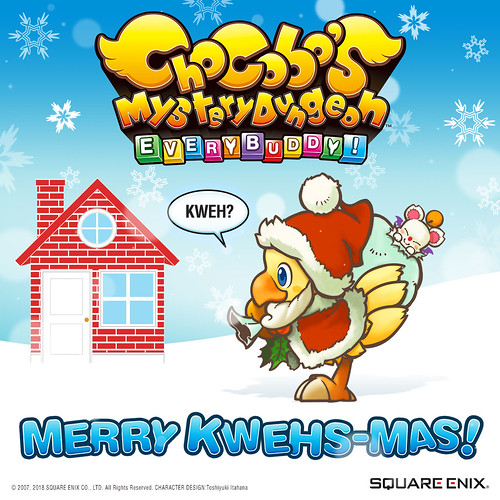 Square Enix - Chocobo's Mystery Dungeon | by PlayStation.Blog
