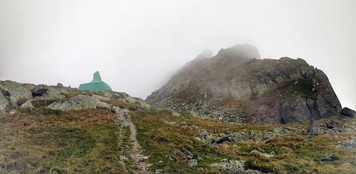 Panorama Refugiul Caltun Nou | by mergpemunte.ro