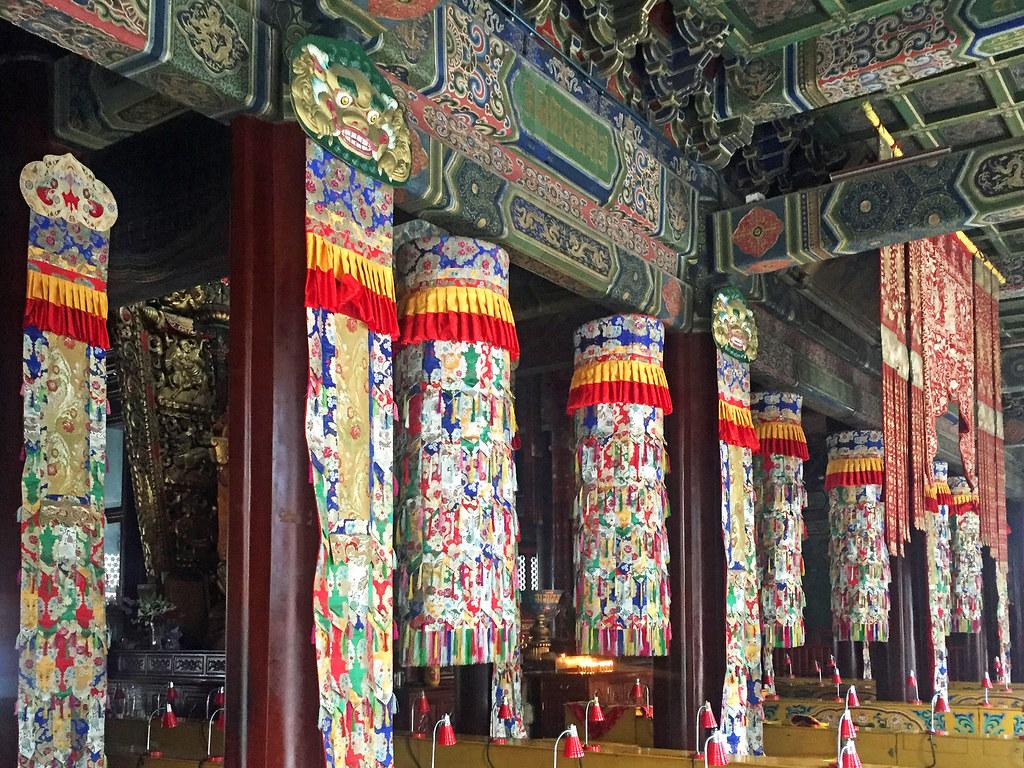 Картинки по запросу The Lama Temple (Yonghe)