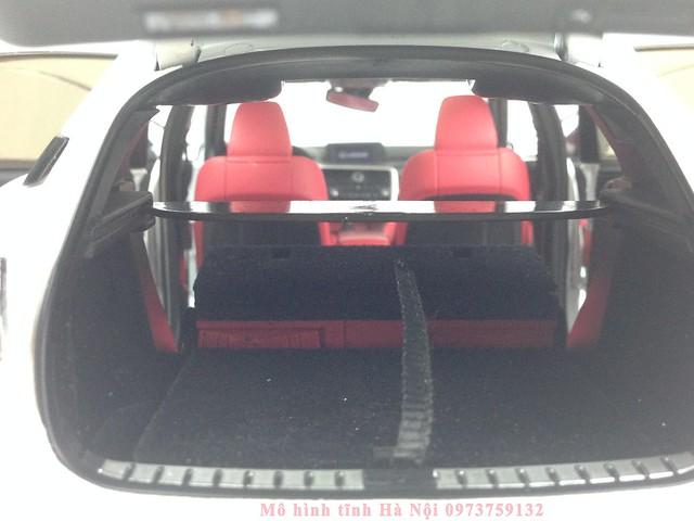 1 18 mo hinh tinh Paudi Dealer Lexus RX200T qua tang sang trong y nghia dan ong ha noi viet nam diecast 118 (19)