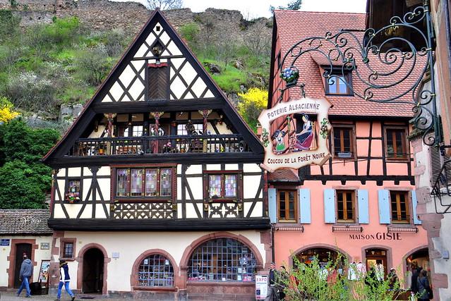 2/4 Kaysersberg - Ht Rhin Alsace