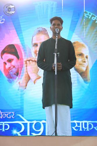 Malyalam Speech by Suraj, Cochin, Kerala