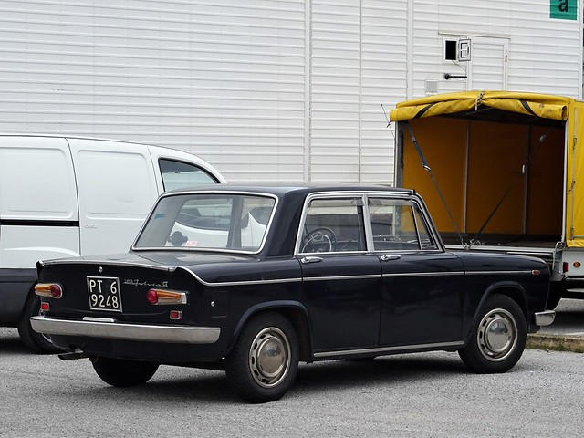 1967 Lancia Fulvia GT