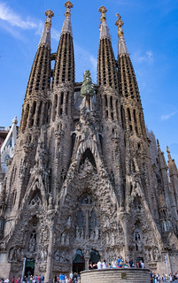 Guadi's La Sagrada Familia | by john weiss