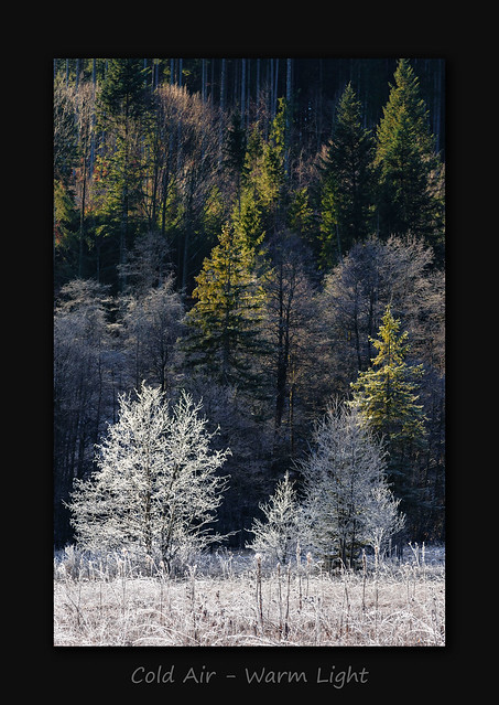 Cold Air - Warm Light