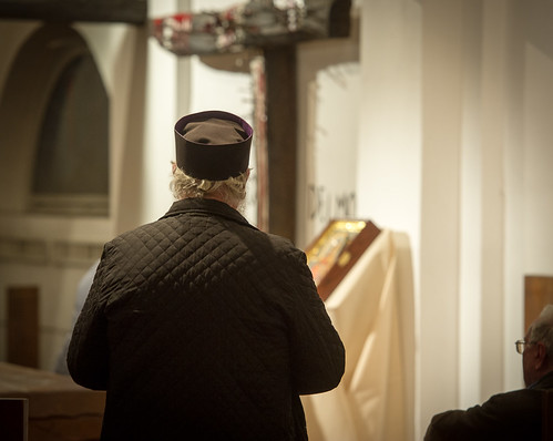 """Presentazione dell'""""Icona della Tenerezza"""" alla comunità cristiana ortodossa"""