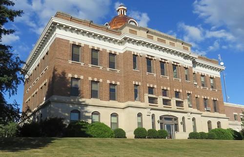 wisconsin wi courthouses countycourthouses usccwitaylor taylorcounty medford northamerica unitedstates us bmehner