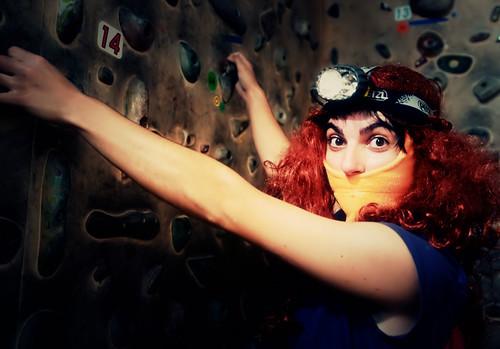 Fantasyclimbing corso di arrampicata il deposito di zio Paperone 50