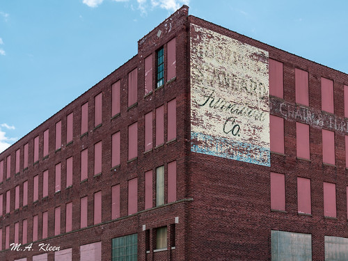 Rockford Furniture Ghost Sign