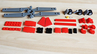 How to Build Lego Helicopter (MOC - 4K)   by hajdekr