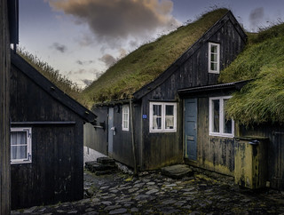 Quartier historique de Tórshavn 2   by JardinsLeeds