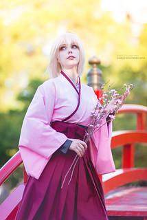 Okita Souji Saber Sakura (Fate/Grand Order) | by Calssara