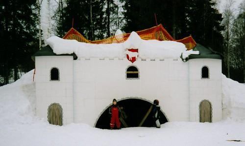 scandinavia sweden snow swedishwinter winterinsweden valfjället valfjälletskicenter