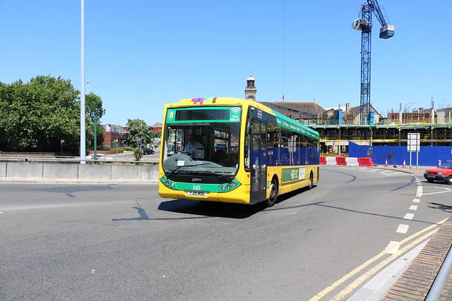 Yellow Buses YJ10MDE 101