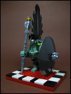 Groll, Chief of the Crow Eater Clan