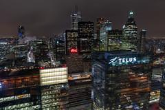 Skyscrapers Downtown Toronto 3