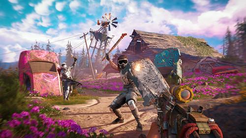 Far Cry New Dawn | by PlayStation.Blog