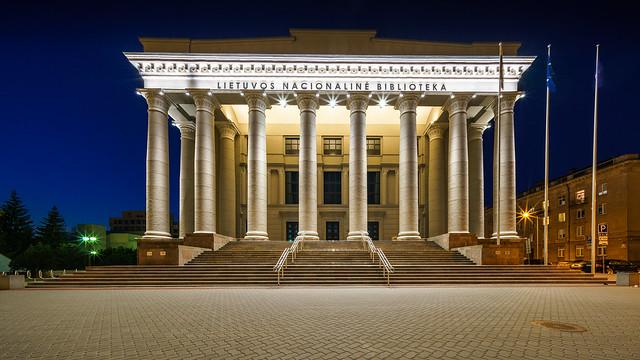 National Bilbliothek Vilnius