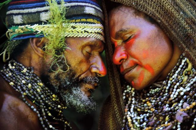 Courtship ritual ..!