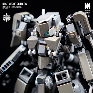 NESF-M07OG Sailia OG | by Messymaru