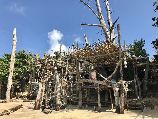 Ao Yai hippie bar (Ko Phayam, Thailand 2018)