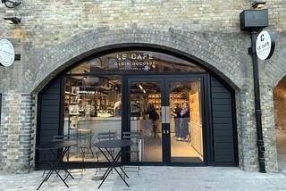 Le Café Alain Ducasse, Coal Drops Yard, King's Cross | by Bex.Walton