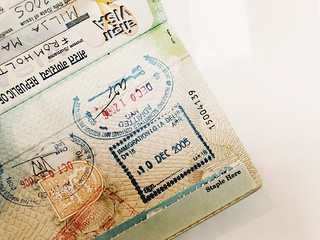 Passport stamps | by piposilmilla