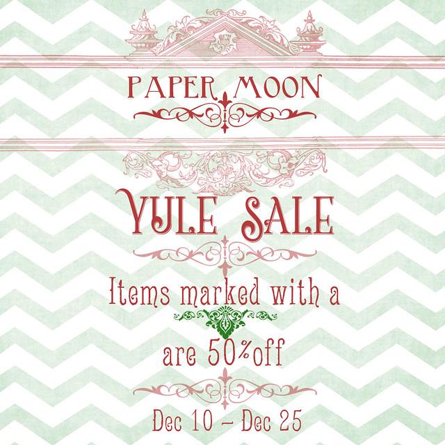 Yule sale 2018