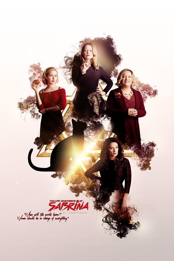 Sabrina ladies