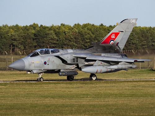 Royal Air Force   Panavia Tornado GR4   ZA554   by MTV Aviation Photography