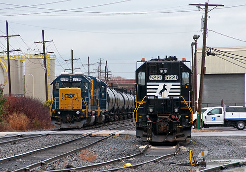 csao ns norfolksouthern emd gp382 sd402 paulsboronj conrail train railfan railroad pennsgrovesecondary