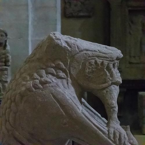 Celtic monster (formerly tarasque)