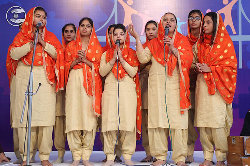 Welcome song by devotees from Sirsa HR