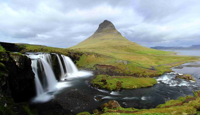 Kirkjufell on the Side
