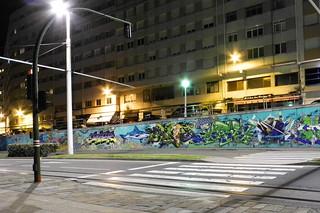 Color en la calle