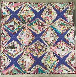 String along quilt