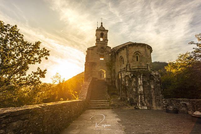 Monasterio de Caaveiro - A Capela