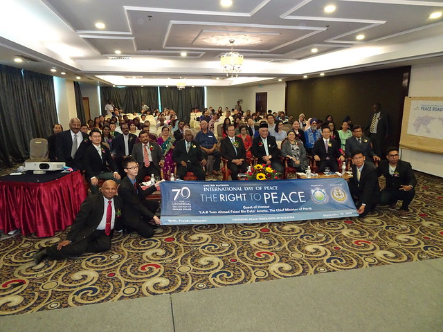 Malaysia-2018-09-29-Malaysia Honors UN International Day of Peace