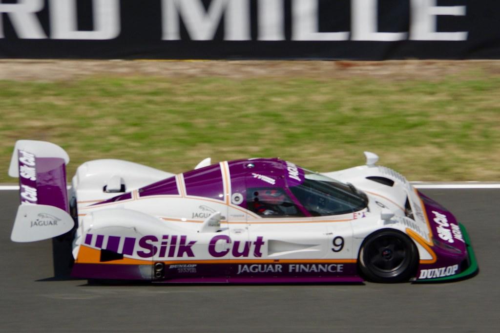 1989 Jaguar XJR11   Le Mans Classic 2018 Group C Sports ...