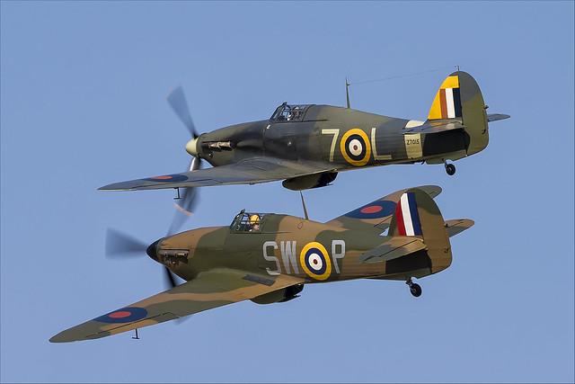 Hawker Hurricane I and Sea Hurricane Ib - 07