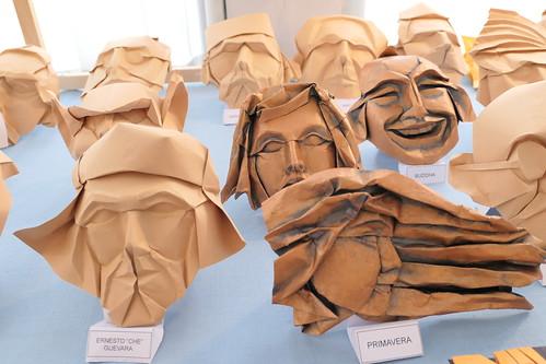 Expo Masques de Franco Pavarin 3 | by Viviane Notes et Brouillons