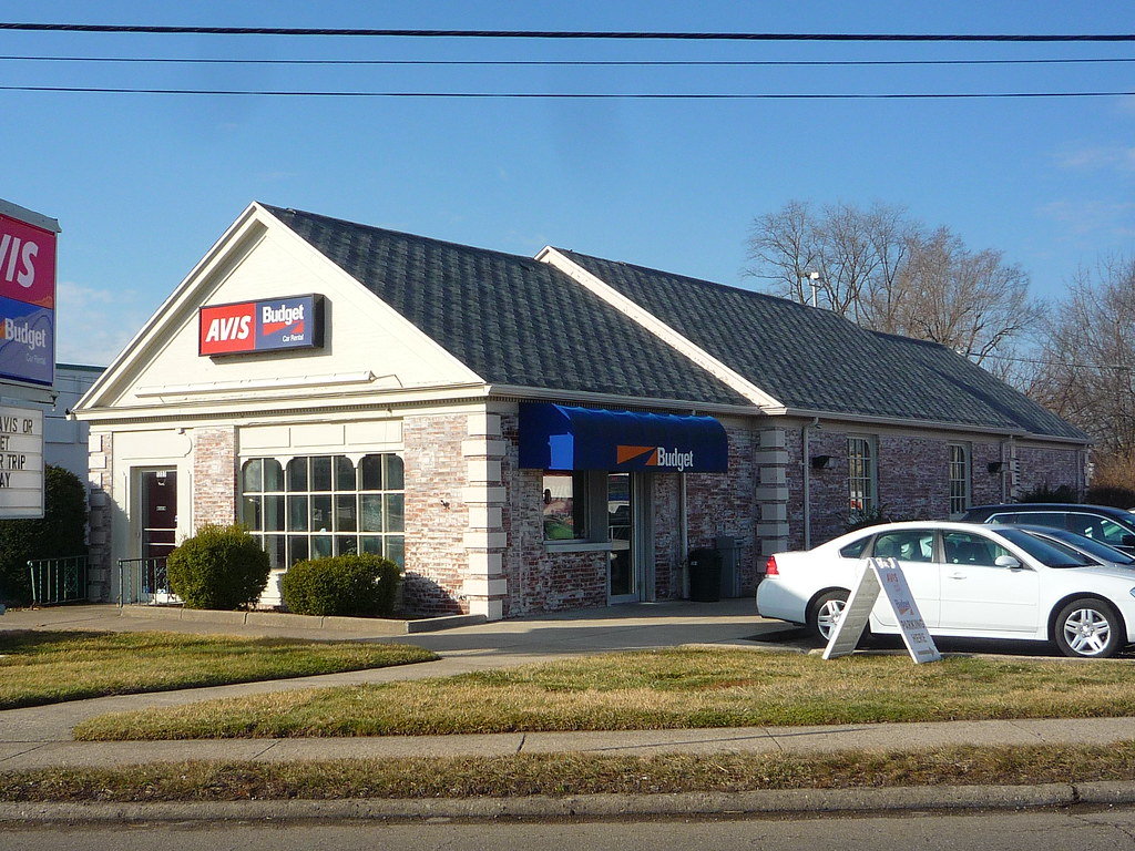 on wholesale online store best wholesaler Avis/Budget - former Friendly's, Dayton, OH (2) | 1323 Wilmi ...
