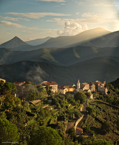 Afternoon in Altiani in Corsica | by Ansgar Hillebrand